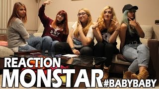 Reaction MONSTAR from ST.319 - #BabyBaby