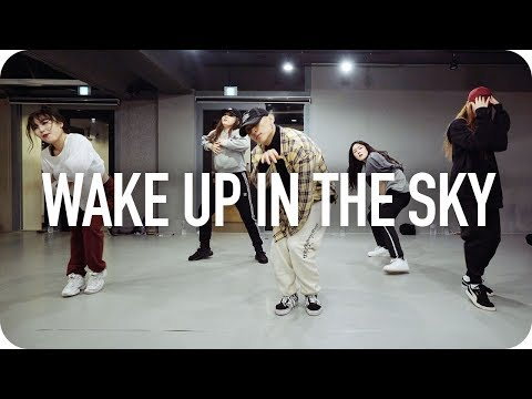 Wake Up in The Sky - Gucci Mane, Bruno Mars, Kodak Black / Enoh Choreography
