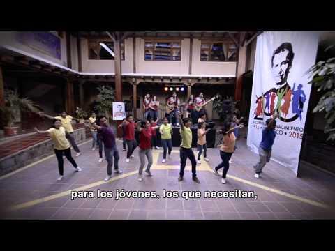 VIDEOCLIP Canción oficial del Bicentenario del nacimiento de Don Bosco en Ecuador