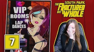 WHO TWERKED BETTER? South Park The Fractured But Whole Gameplay Walkthrough Part 7
