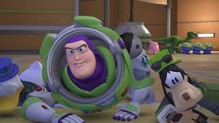 KINGDOM HEARTS 3 - TROUBLE AT THE TOY STORE