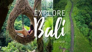 An Epic Adventure In Bali // Indonesia Travel Highlights // Bali, Indonesia