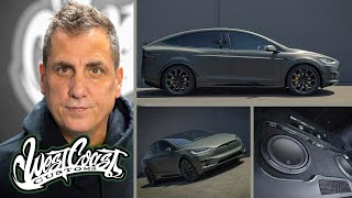 Mike Dean's Custom Model X | West Coast Customs