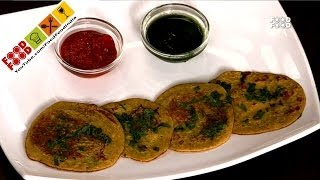 Low Calorie Low Carbs Mixed Dal Dosa | Food Food India - Fat To Fit | Healthy Recipes