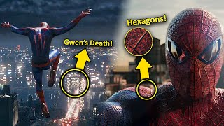 I Watched The Amazing Spider-Man in 0.25x Speed and Here's What I Found