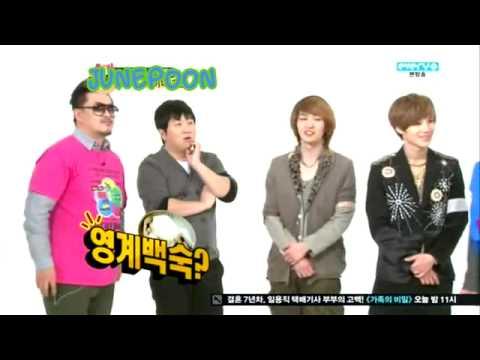 [Thai Sub] 120509 Weekly Idol - SHINee Part 1