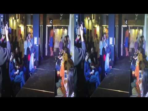 Origami Fashion during Fusion Fashion Show @ Rallypad (YT3D:Enable=True)