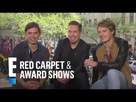 Who's Who in Hanson? | E! Red Carpet & Live Events