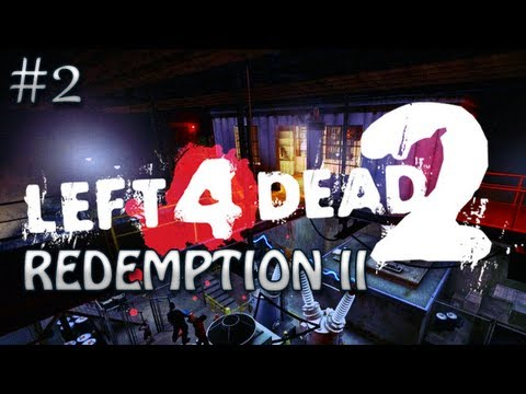Left 4 Dead 2: Redemption II Part 2 - Lend Me A Hand - Smashpipe Games