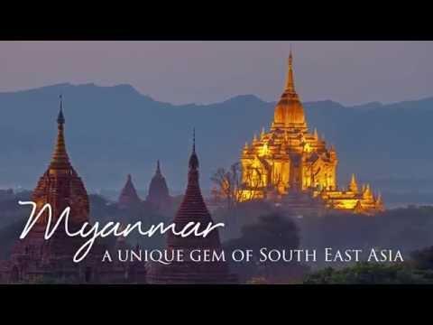 Myanmar - A unique gem of South East Asia