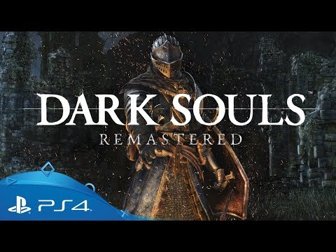 Dark Souls: Remastered | Aankondigingstrailer | PS4