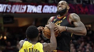 Pacers Steal Game 1! LeBron Scoreless in 1st QTR! 2018 NBA Playoffs