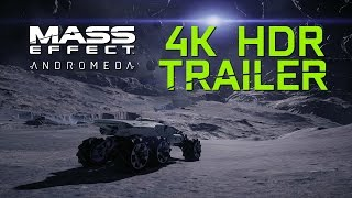 Mass Effect: Andromeda - Ekszkluzív Technikai Trailer