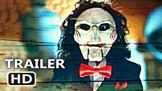 SAW 8 JIGSAW Official Trailer (2017) Thriller Movie HD