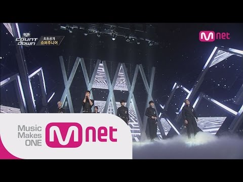 Super Junior(슈퍼주니어) - 백일몽(Evanesce) + This is Love 141023 M COUNTDOWN Ep.399