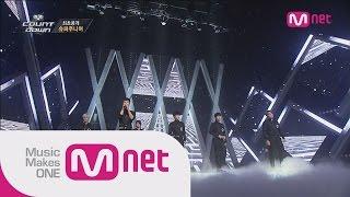 Super Junior(슈퍼주니어) - 백일몽(Evanesce) + This is Love 141023 M COUNTDOWN Ep.399
