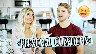 Questions We've NEVER Answered! Waiting Until Marriage, Pregnancy Scares & More! | Aspyn Ovard