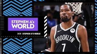 'Nets need to make more moves to become a championship contender' - Magic   Stephen A.'s World