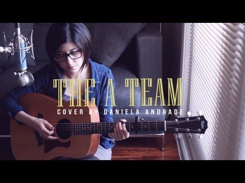Ed Sheeran - The A Team (Cover) by Daniela Andrade