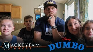 Dumbo Official Teaser Trailer- REACTION!!