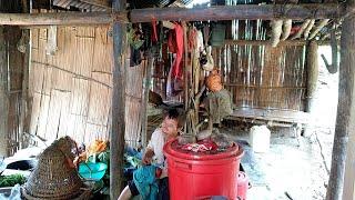 Giúp Hộ Gia Đình Đặc Biệt Khó Khăn Sửa Nhà ✓ Poòng Văn Quỳnh
