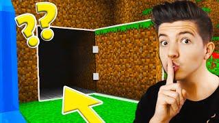 Preston's SECRET Minecraft Room!