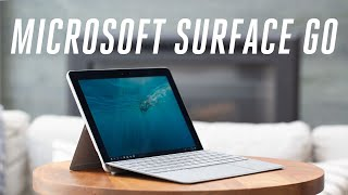 Microsoft Surface Go review: surprisingly good