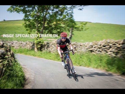 Inside Specialized Triathlon - Non Stanford