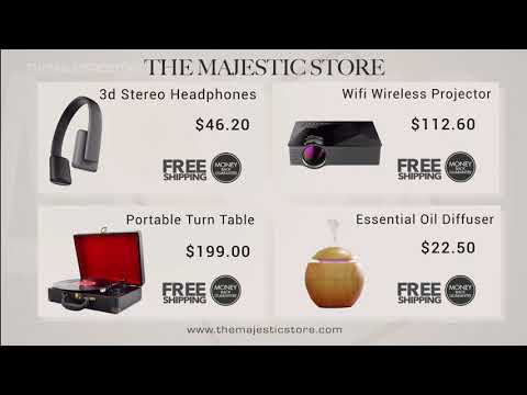 The Majestic Store Online