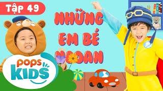 Mầm Chồi Lá Tập 49 🌹Những Em Bé Ngoan | Nhạc Thiếu Nhi | Vietnamese songs for kids, children