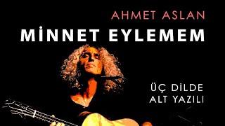 Ahmet Aslan - Ahmet Aslan - ++Minnet Eylemem++ 27.01.2017