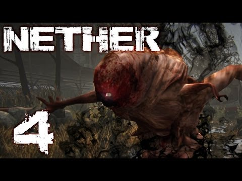 MURDER!!   Nether Gameplay #4 - Smashpipe Games
