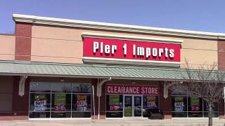 STORE CLOSING: Liquidation Sales at Pier 1 Imports Clearance & Outlet Center in Central Valley, NY