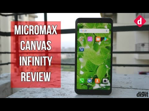 Micromax Canvas Infinity Review  Digitin