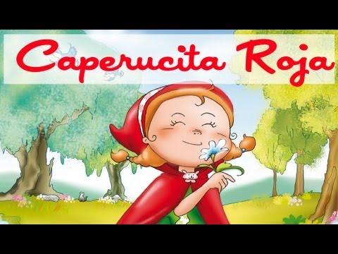 Caperucita Roja- Cuento corto en video - YouTube