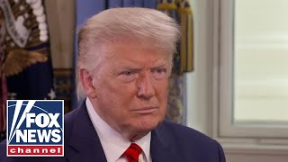 President Trump goes one-on-one with Laura Ingraham | Part 1