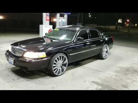 2 Lincoln Town Cars Videomoviles Com