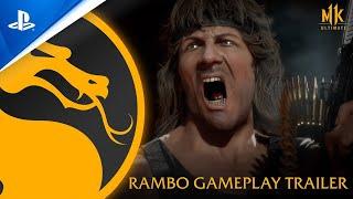 Mortal kombat 11 ultimate :  bande-annonce VF