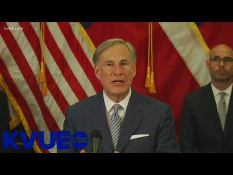 Coronavirus in Texas: Gov. Abbott gives update on COVID-19 response May 5 | KVUE