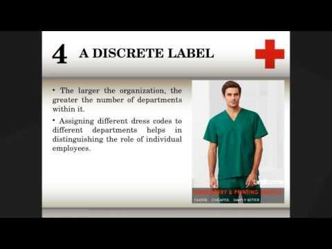 Importance Of Healthcare Uniforms In Australia At Uniforms Super Store