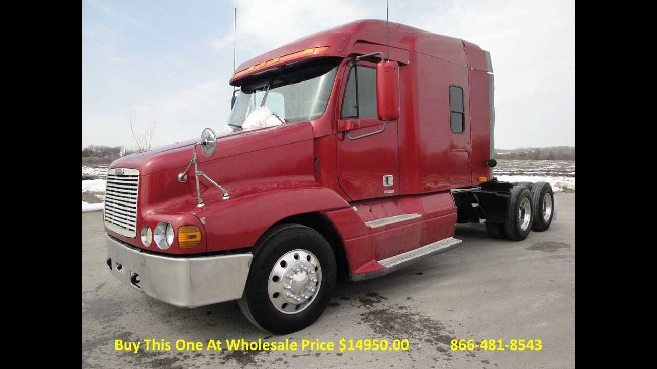 Trucks Used: Freightliner Trucks Used For Sale