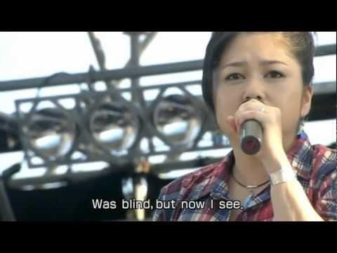 夏川りみ Rimi Natsukawa☆『アメージング・グレース』Amazing Grace