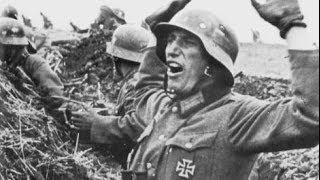 Немецкие солдаты рассказывают о своих впечатлениях о начале войны