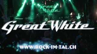 """Great White live at """"Rock im Tal"""" festival 2012 - full concert"""