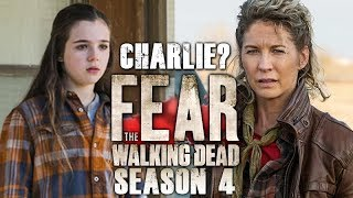 Fear The Walking Dead Season 4 Theory - Charlie is Naomi's Daughter?