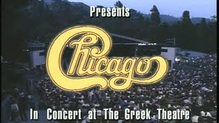 Chicago - Live '93 Greek Theatre Concert