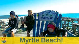 Things to do in Myrtle Beach South Carolina!