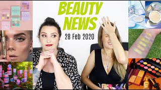 BEAUTY NEWS - 28 February 2020 | 5:53; Rant O'Clock. Ep. #252