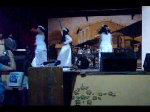 danza oye isrrael
