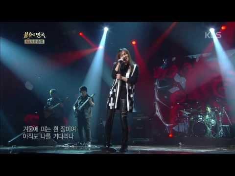 [HIT] 불후의 명곡 - 김경호, '겨울장미'로 폭발적 고음..'이게 록이다' 20150207